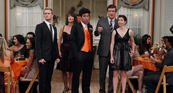 How I Met Your Mother season 7 premiere pictures