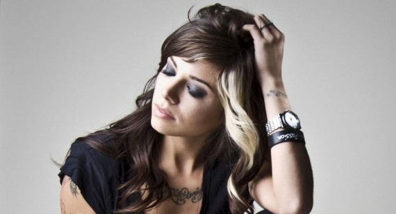 Is Christina Perri's hair the best in the business?