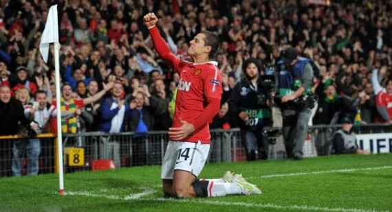 Javier Hernandez excited for Manchester United vs Liverpool