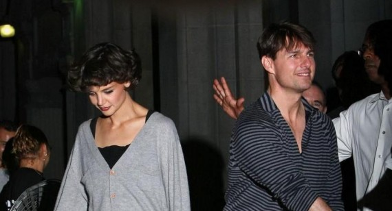 Katie Holmes & Tom Cruise Split: The Signs Were There 6 Weeks Before