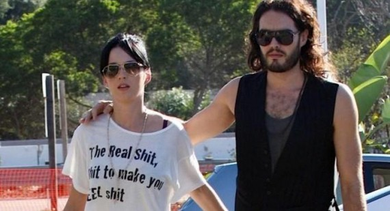 Katy Perry and Russell Brand to start a family
