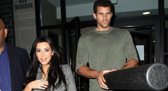 Kim Kardashian and Kris Humphries still not divorced because of Kris Jenner