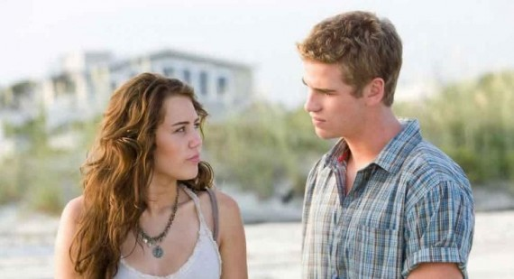 Liam Hemsworth and Miley Cyrus discussing marriage