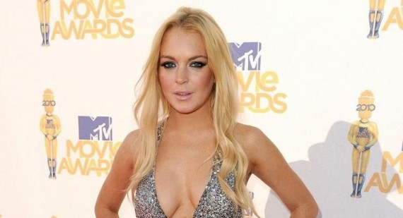 ve tell you: Lindsay Lohan topless photoshoot video and images