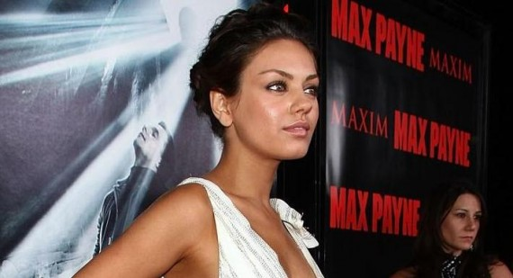 Mila Kunis reveals why she started acting