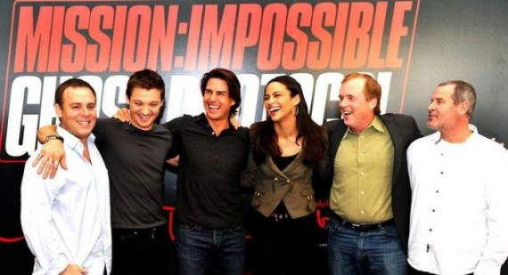 Mission: Impossible – Ghost Protocol release date confirmed