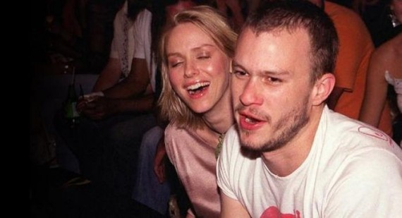 Naomi Watts discusses her relationship with Heath Ledger