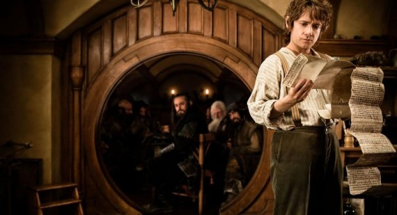 New The Hobbit Picture Released