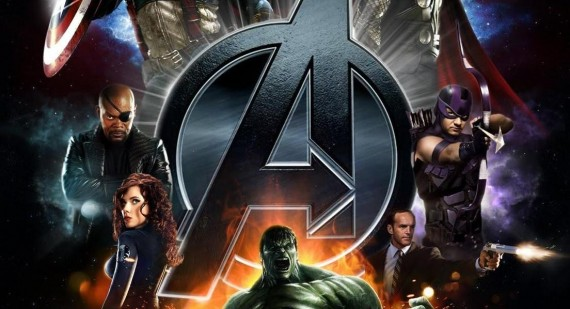 New character poster for The Avengers