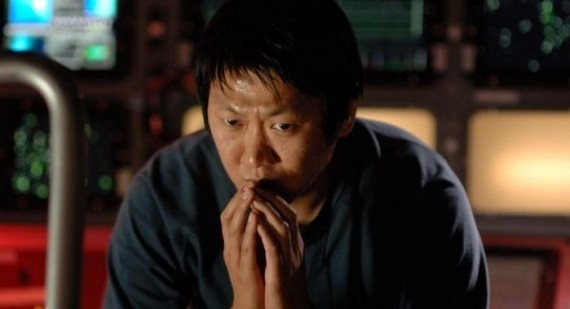 Prometheus actor Benedict Wong discusses 3D filming