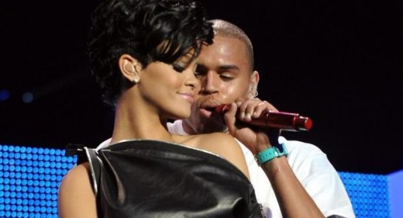 """Rihanna believes Chris Brown is """"the one"""""""