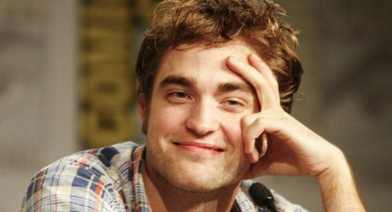 Robert Pattinson caught swapping numbers with Azita Ghanizada