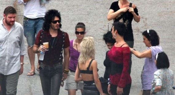 Russell Brand and Julianne Hough to star in Diablo Cody movie