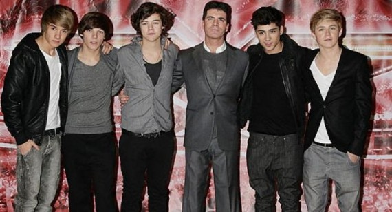 Simon Cowell knew One Direction would be huge