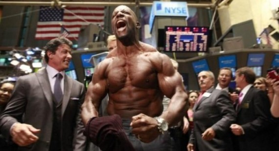 Terry Crews talks The Expendables 2 PG-13 rating