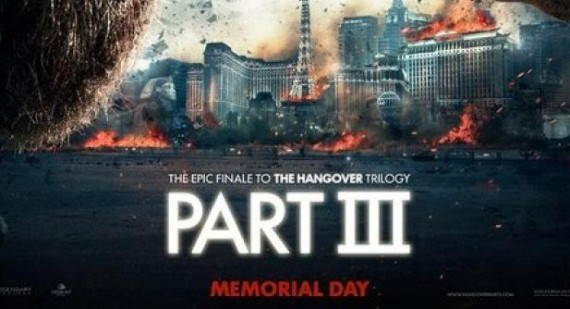 The Hangover III new trailer released