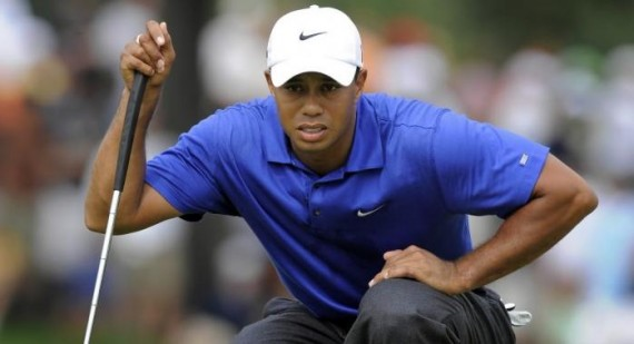 The Masters 2012 to see Tiger Woods of old?