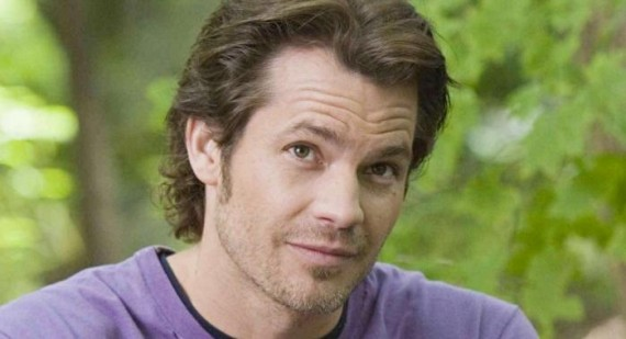 Timothy Olyphant reveals the secret to his success