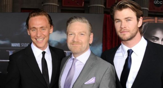 Tom Hiddleston upset at Kenneth Branagh's Thor exit