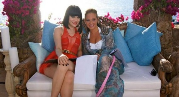 Tulisa and Jessie J set to duet
