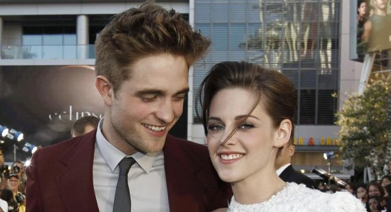 """Twilight star Kristen Stewart finally opens up about her """"pretty obvious"""" relationship with Robert Pattinson"""