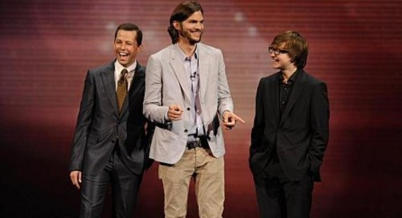 Two and a Half Men's Angus T Jones hopes for more Miley Cyrus
