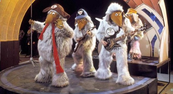 Wombles anger Glastonbury boss