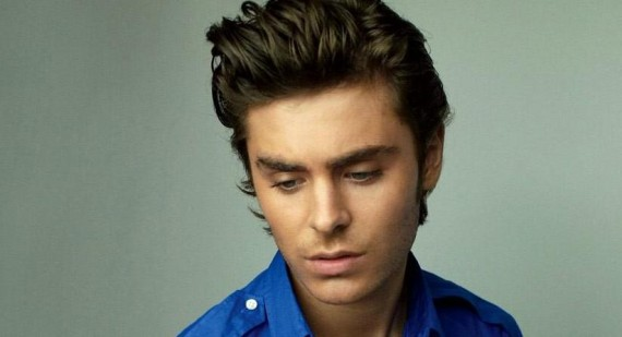 Zac Efron discusses The Lucky One character