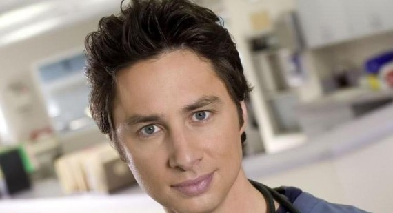 Zach Braff joins Sam Raimi's Oz prequel