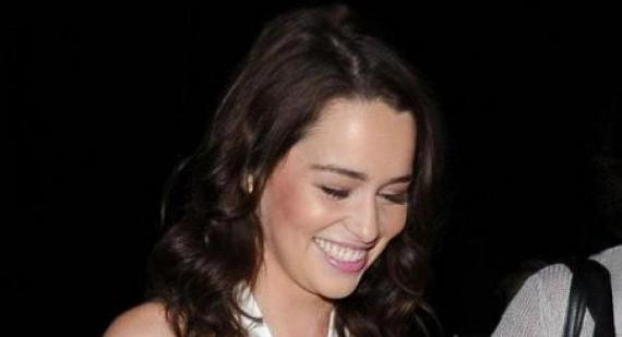 Game of Thrones' Emilia Clarke and Family Guy's Seth MacFarlane dating?