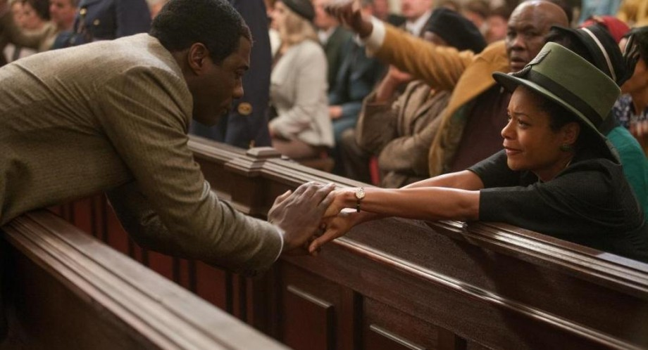 Idris Elba and Naomie Harris in new Mandela: Long Walk to Freedom trailer