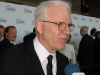 Steve Martin mocks NSA with spy helmet tweet