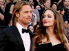Actor Brad Pitt's clean face, buff arms at L.A Gallery sparks