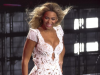 Beyonce in 'loose' fuschia date night dress leads to pregnancy rumours