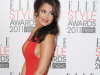 Cheryl Cole receives words of praise from Amanda Holden