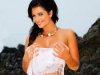 Denise Milani making the most of her assets