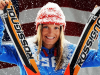 Is Julia Mancuso ready to become the face of the US Olympic skiing team?