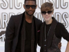 Justin Bieber gets full support from good friend Usher