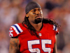 Will Brandon Spikes' suspension be the final act that ends his NFL career?