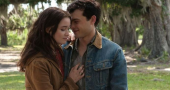 Alden Ehrenreich and Alice Englert discuss 'Beautiful Creatures' and 'Twilight' comparisons