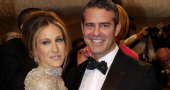 Andy Cohen almost wore Beyonce's dress at the C.F.D.A.'s