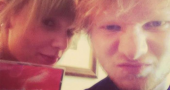 Ed Sheeran almost impaled Taylor Swift with his Lord of the Rings sword