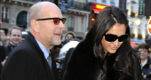 Emma Heming and Bruce Willis enjoy day out with baby Mabel