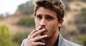 Garrett Hedlund talks watching On The Road nude scenes with family