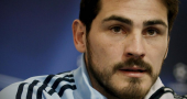 Iker Casillas recovering from his injury