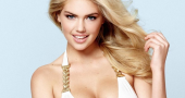 Kate Upton school girl picture appears online