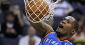 Kevin Durant scores career high 52 points!