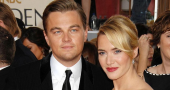Leonardo DiCaprio did Titanic because of Kate Winslet