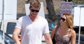 Liam Hemsworth discusses Miley Cyrus' haircut and their wedding date