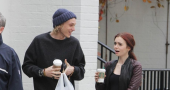Lily Collins and Jamie Campbell Bower discuss their split